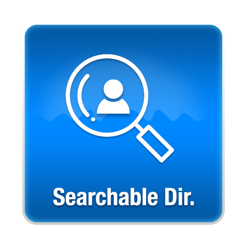 Searchable Directory