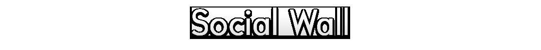 SocialWall-title